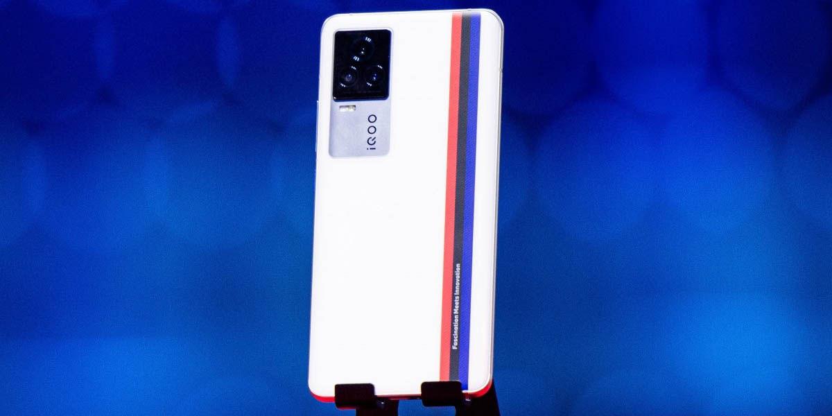 iqoo 7 móvil más potente antutu febrero 2021