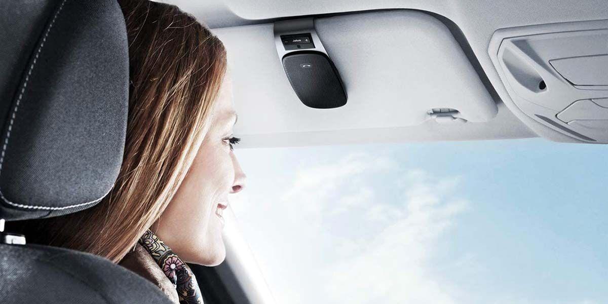 jabra drive altavoz bluetooth evitar accidentes de transito