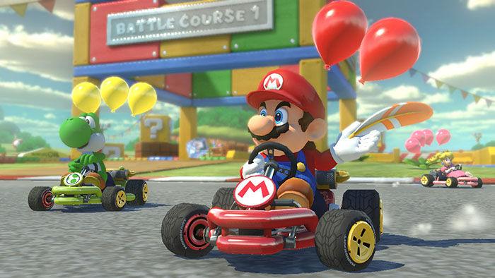 juegos a punto de salir 2019 Mario Kart Tour