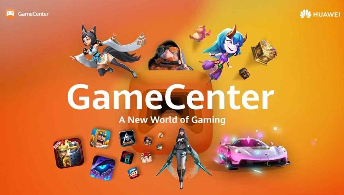 juegos disponibles en huawei gamecenter