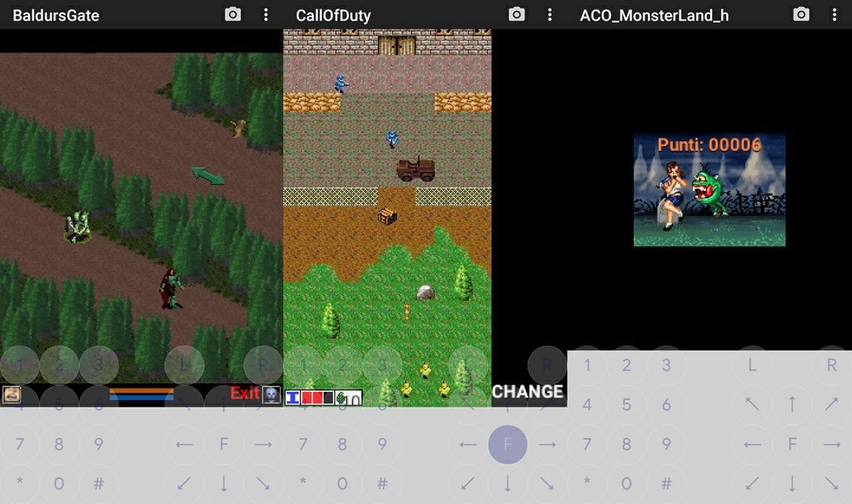 juegos emulados en j2me loader