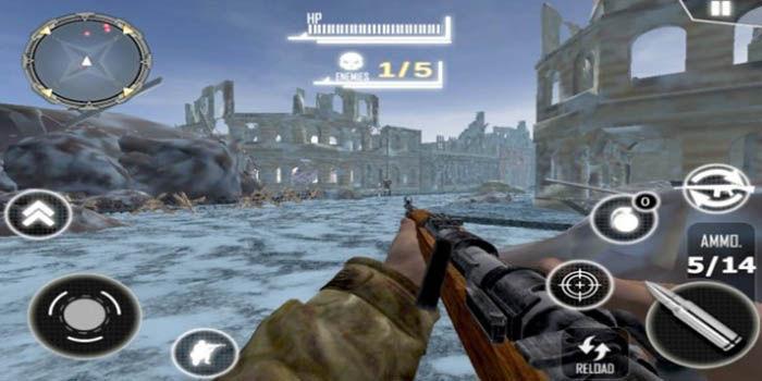 juegos guerra android