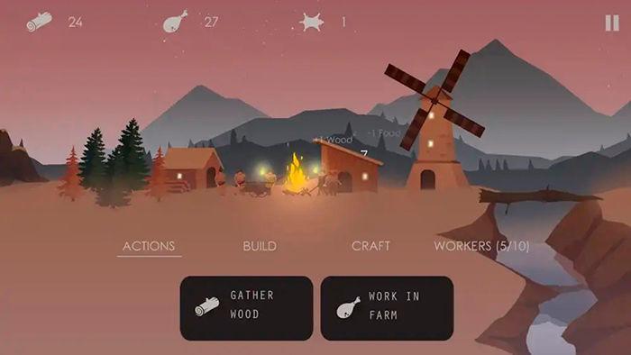 juegos nuevos android The Bonfire Forsaken Lands