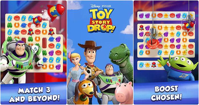 juegos nuevos android toy story drop