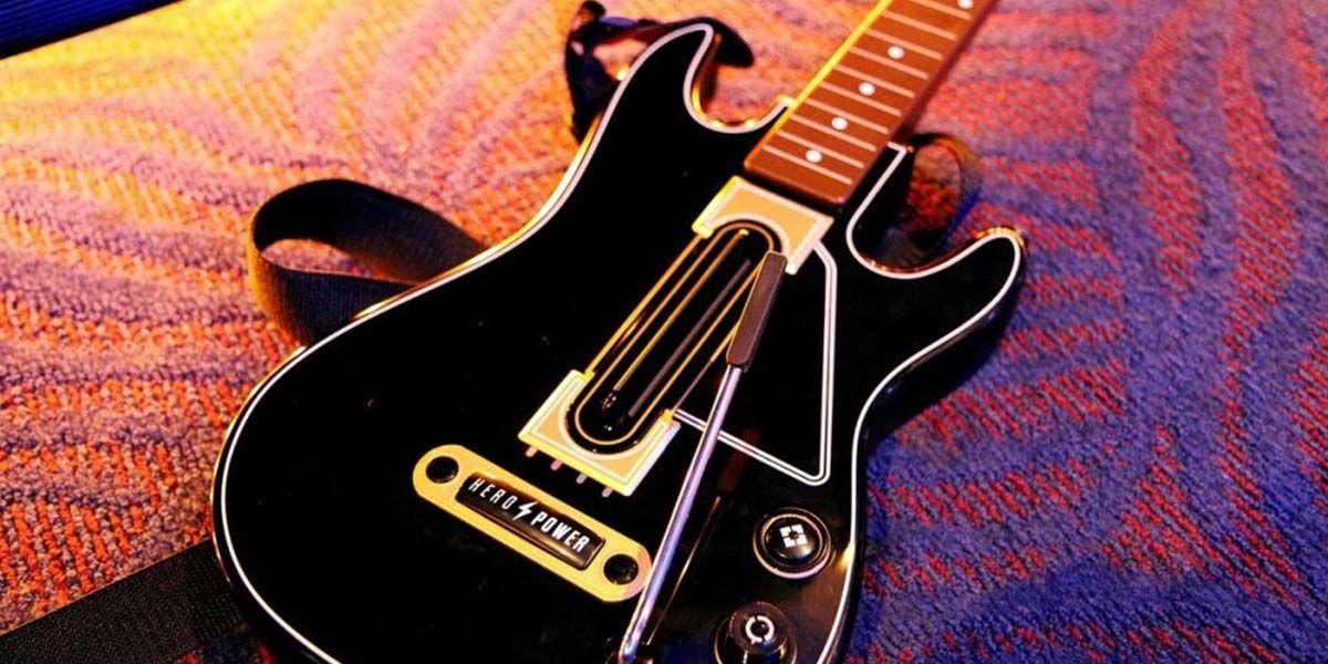 Juegos similares a Guitar Hero
