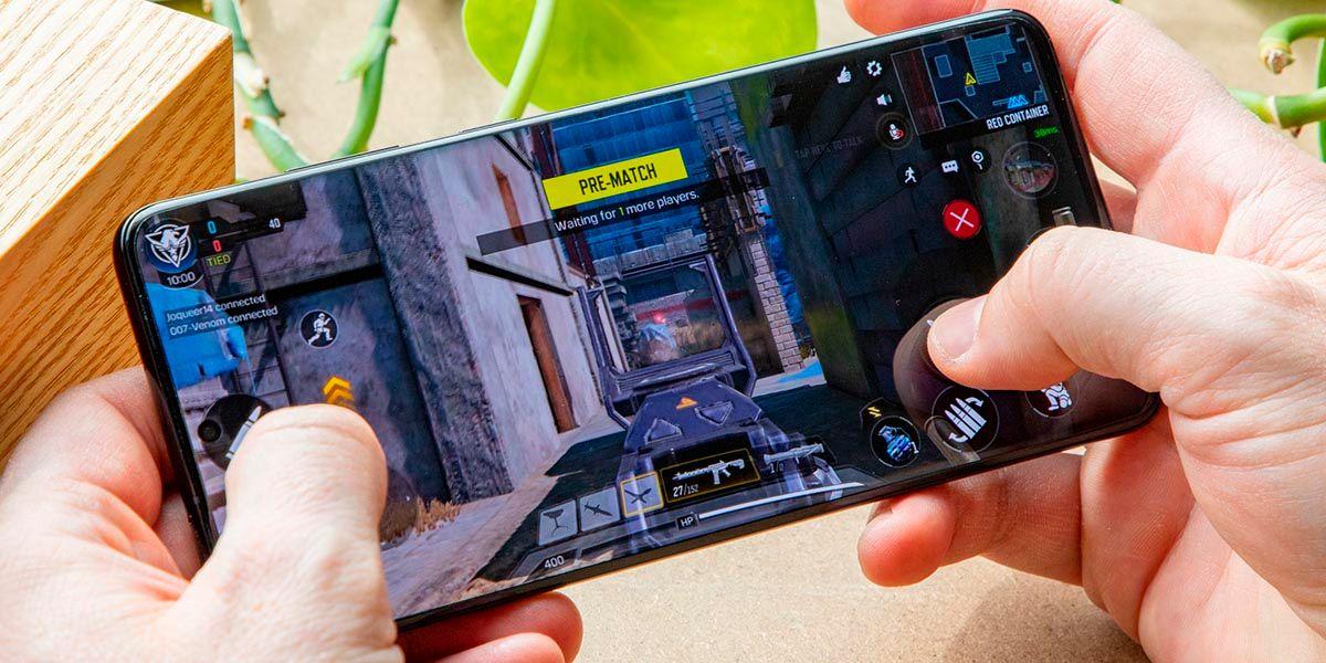 jugar COD Mobile android gama baja sin lag