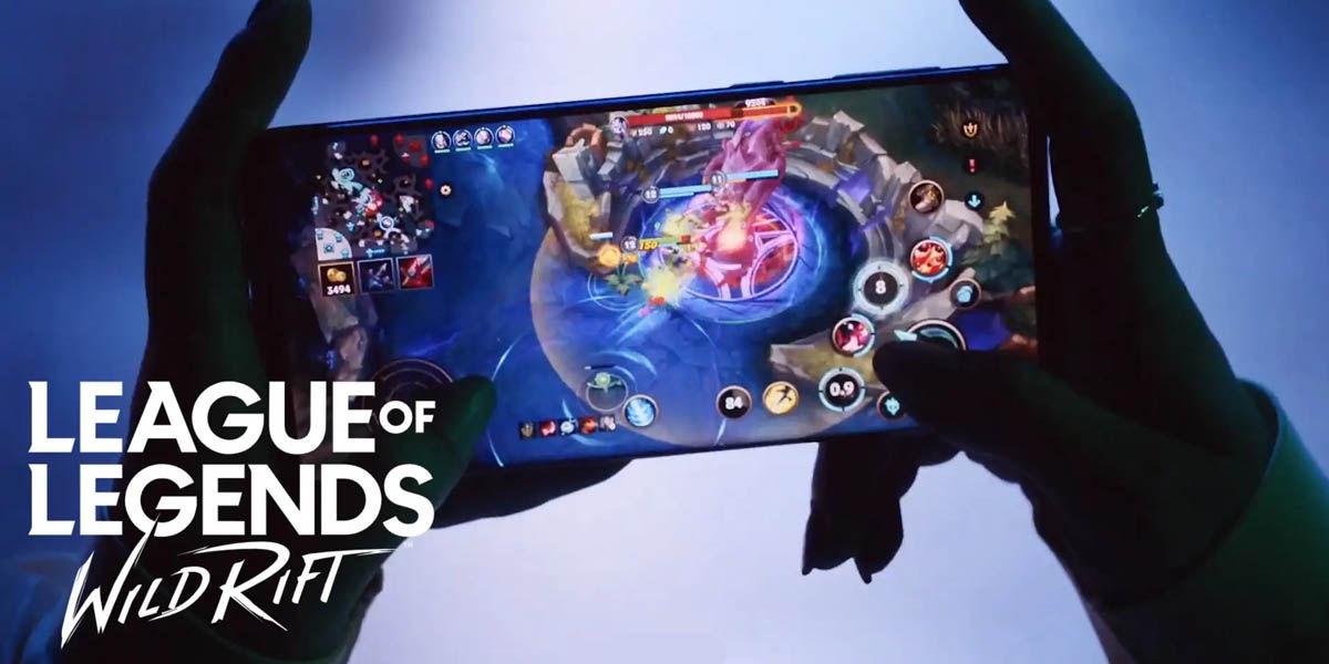 jugar League of Legends Wilf Rift móvil Android