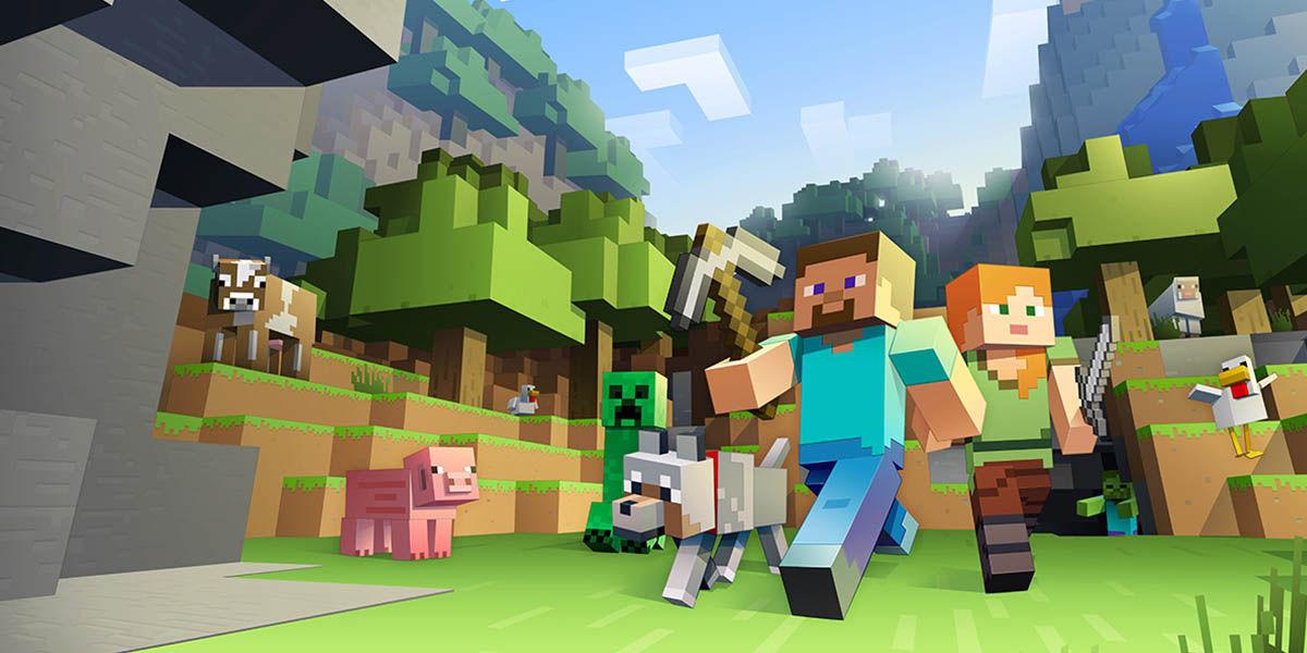 jugar Minecraft Android