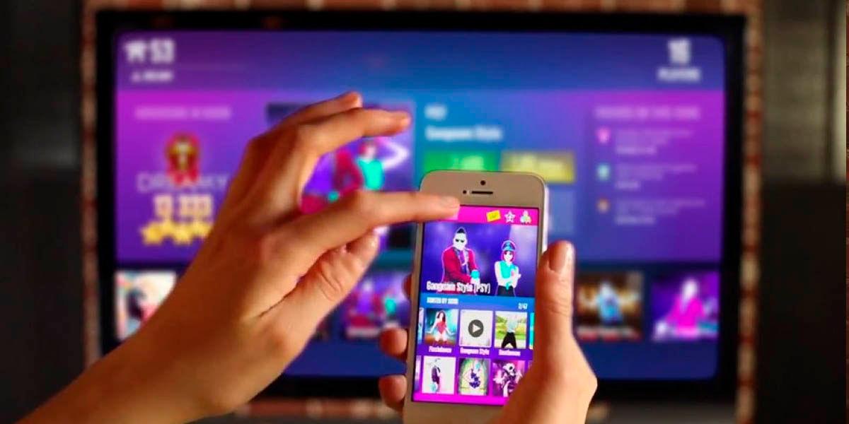 just dance now juego de baile perfecto para usar con chromecast y tu móvil