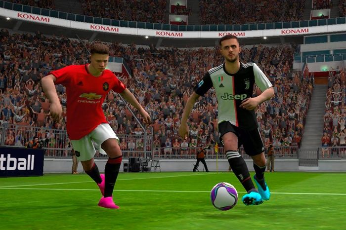 juventos manchester pes 2020 android