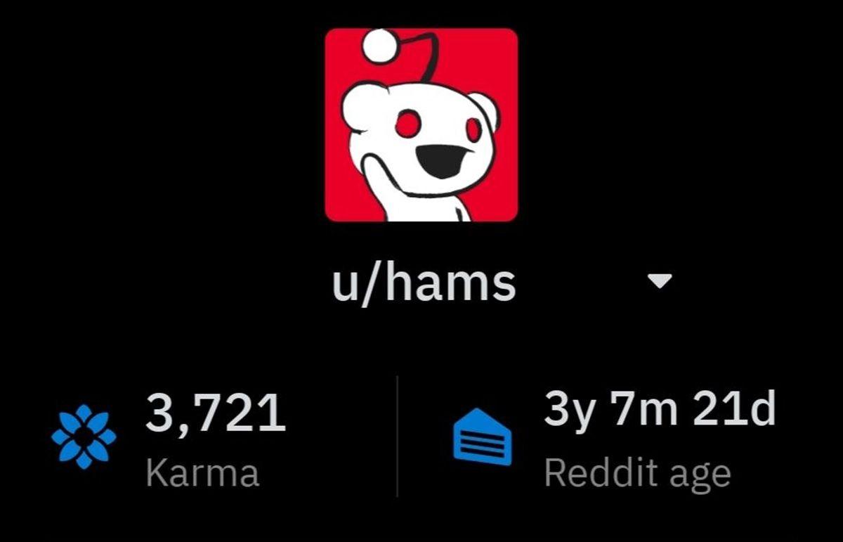 karma reddit perfil