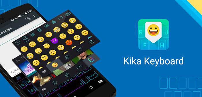 kika keyboard