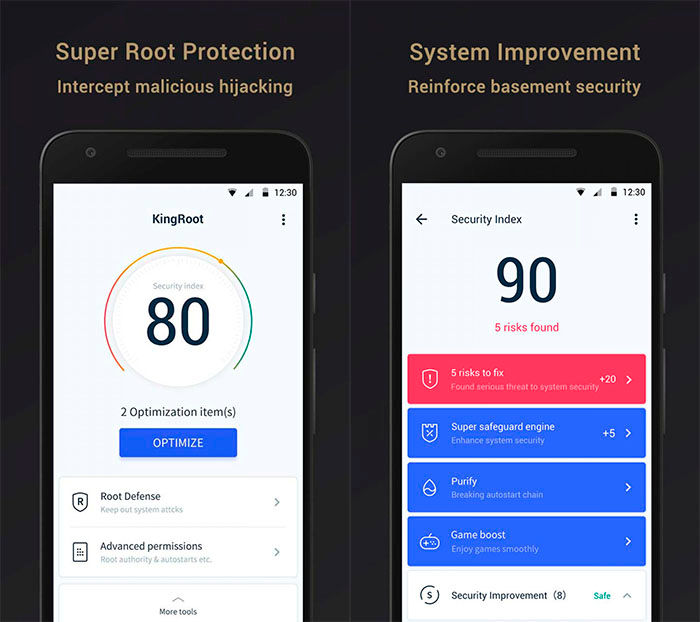 KingRoot 5.2.2 APK captura