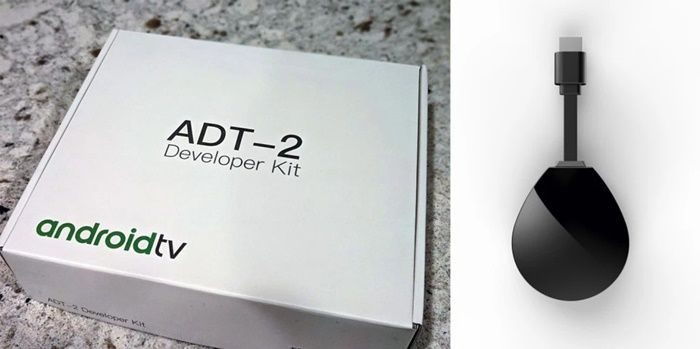 kit de desarrollo android tv 9