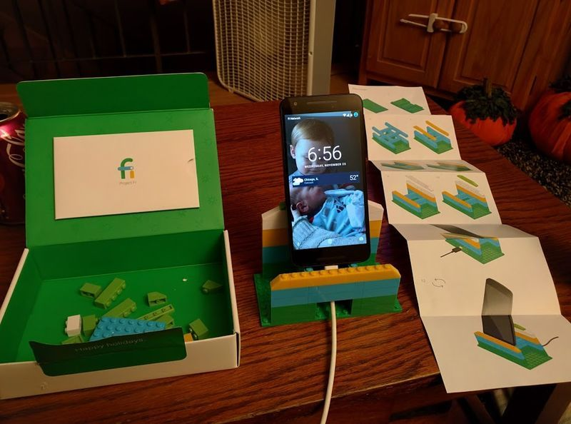 kit lego google project fi
