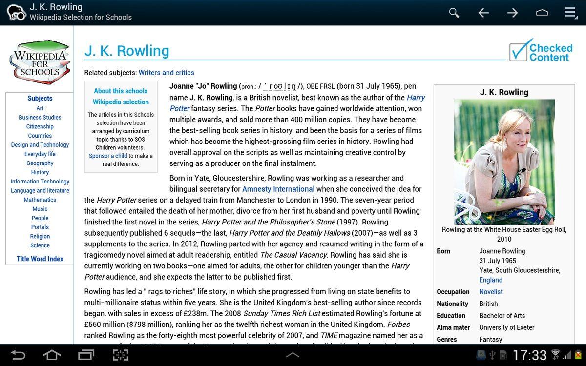 kiwix app wikipedia