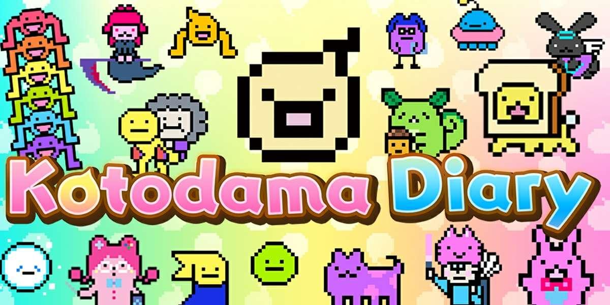 kotodama diary juego de mascotas virtuales