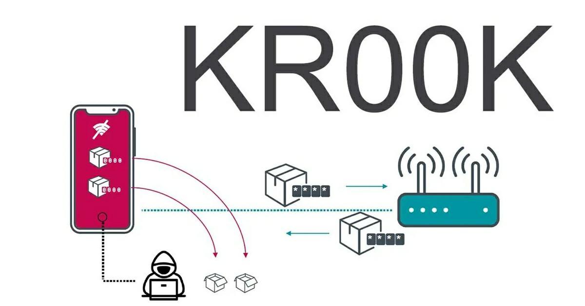kr00k vulnerabilidad wifi