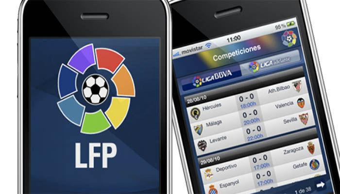 la liga app