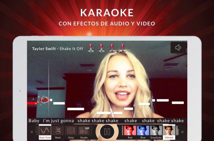 la voz karaoke