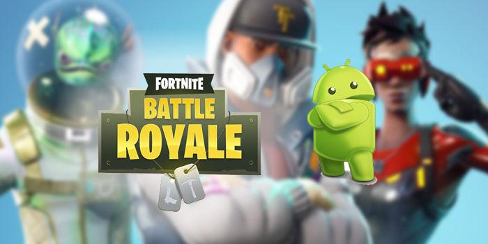 lanzamiento fortnite android fecha