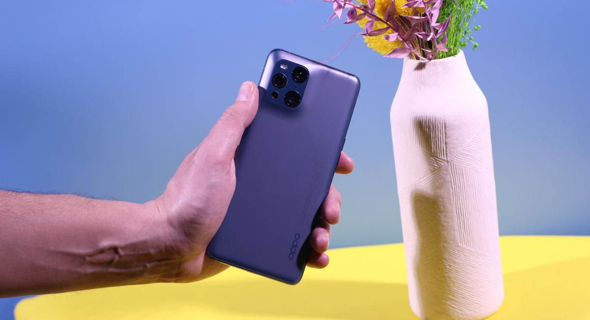 lanzamiento oppo find x3 pro