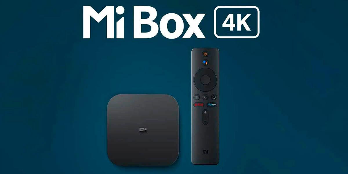 lanzamiento xiaomi mi box 4k muy parecido mi box s