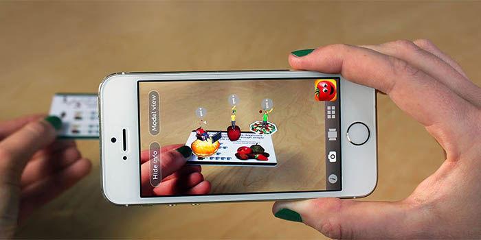 las mejores aplicaciones de realidad aumentada