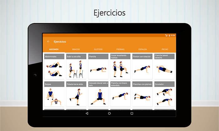 Las mejores aplicaciones para hacer ejercicios android - Aplicaciones para hacer ejercicio en casa ...