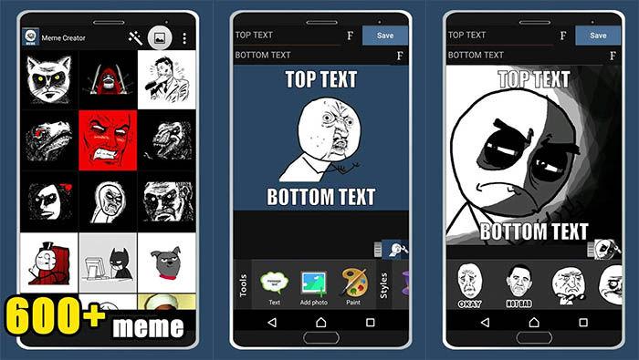 las mejores aplicaciones para hacer memes