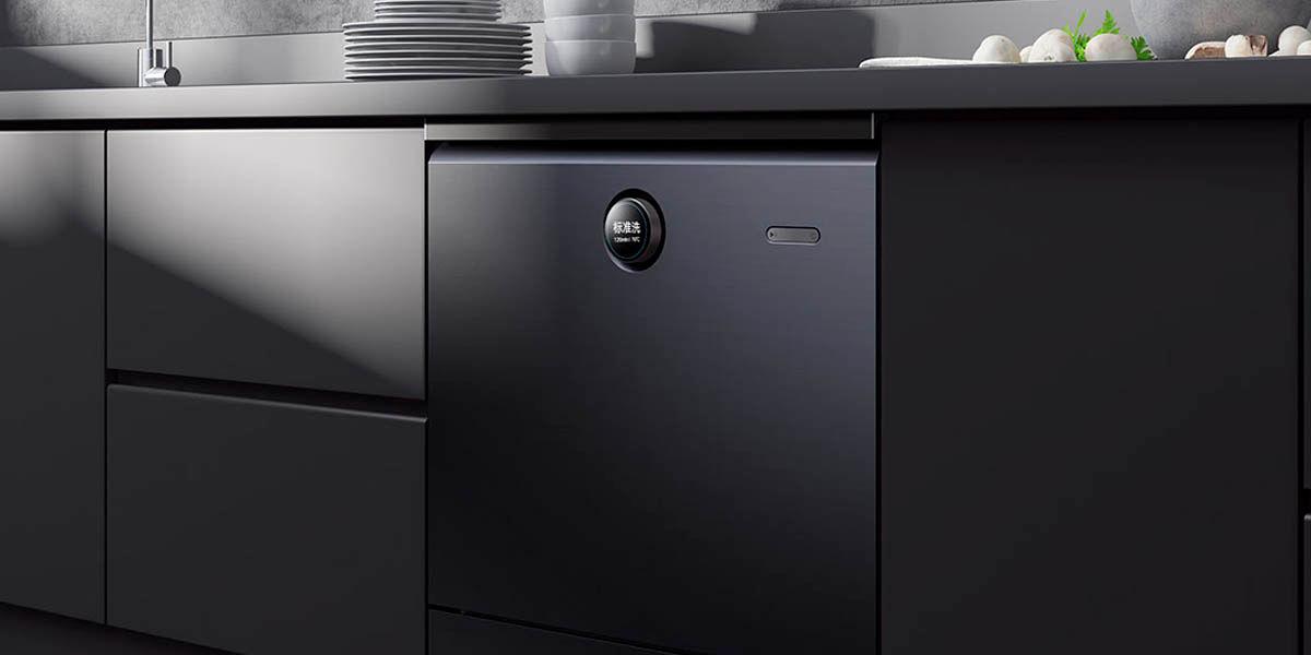 lavavajillas xiaomi mijia internet dishwasher