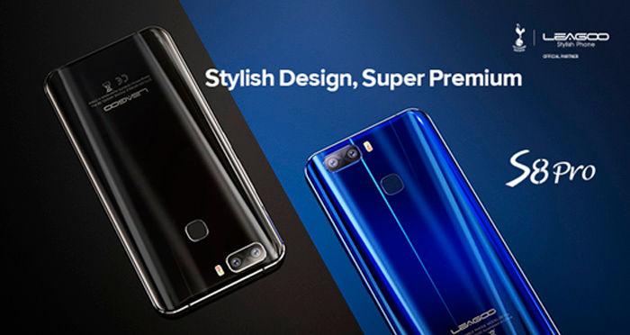 Leagoo S8 Pro especificaciones