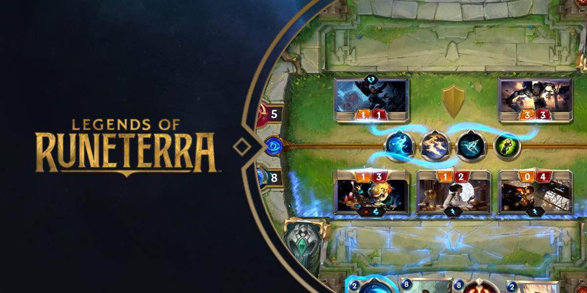 legends of rutenerra juego cartas lol