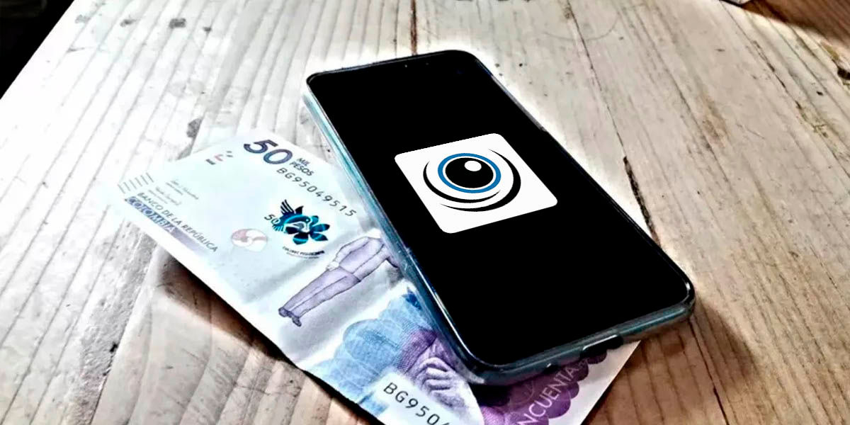 letseeapp escanear billetes android