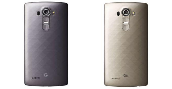 lg g4 metal