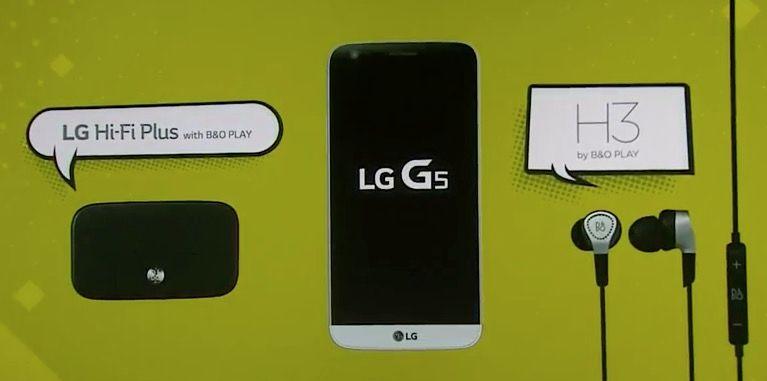 lg g5 especificaciones lanzamiento precio