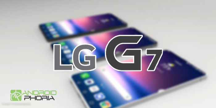 lg g7 expectativas renders