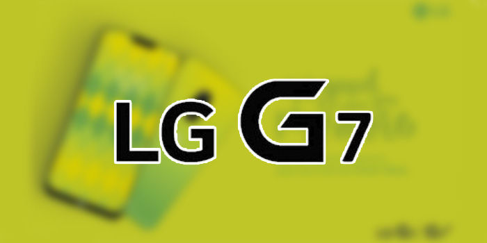 lg g7 poster oficial caracteristicas