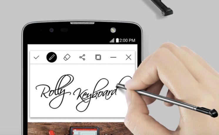 lg stylus 2 plus oficial