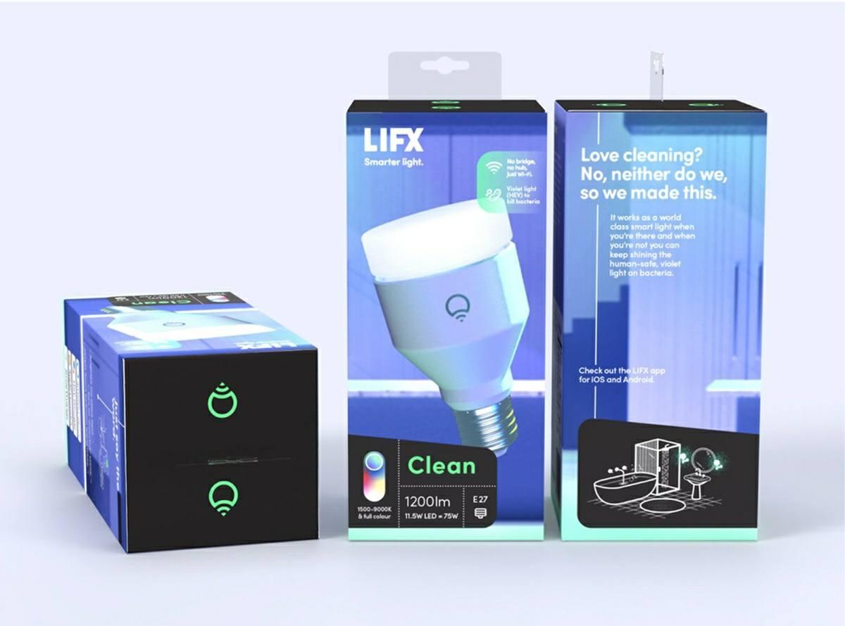 lifx clean caja