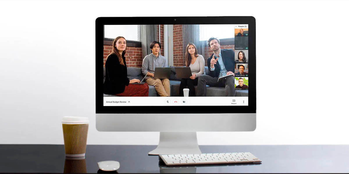 límite personas videollamada google meet