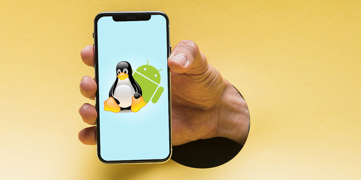 linux android open source