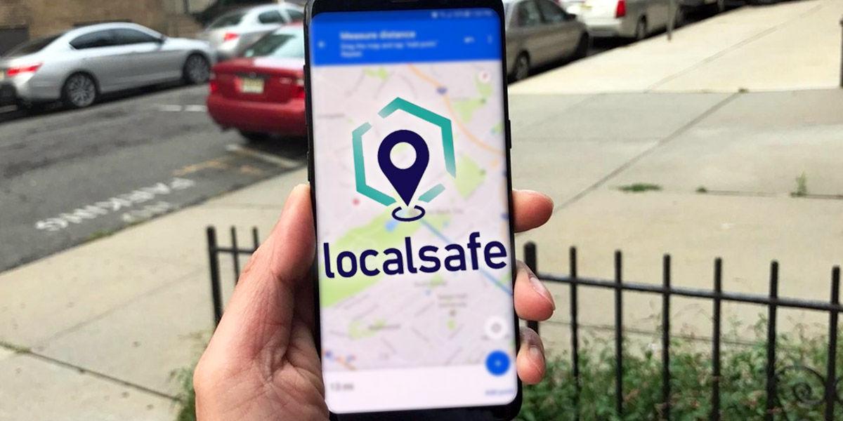 localsafe app descubrir locales sin covid19