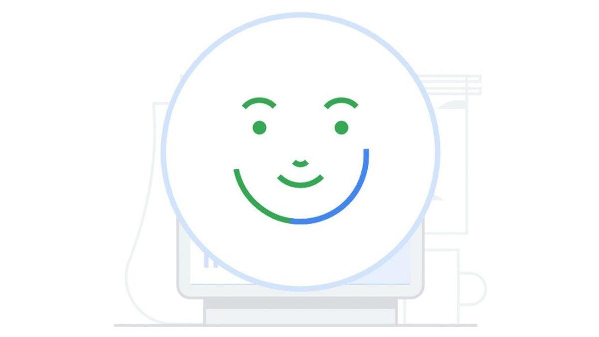 logo face match google assistant