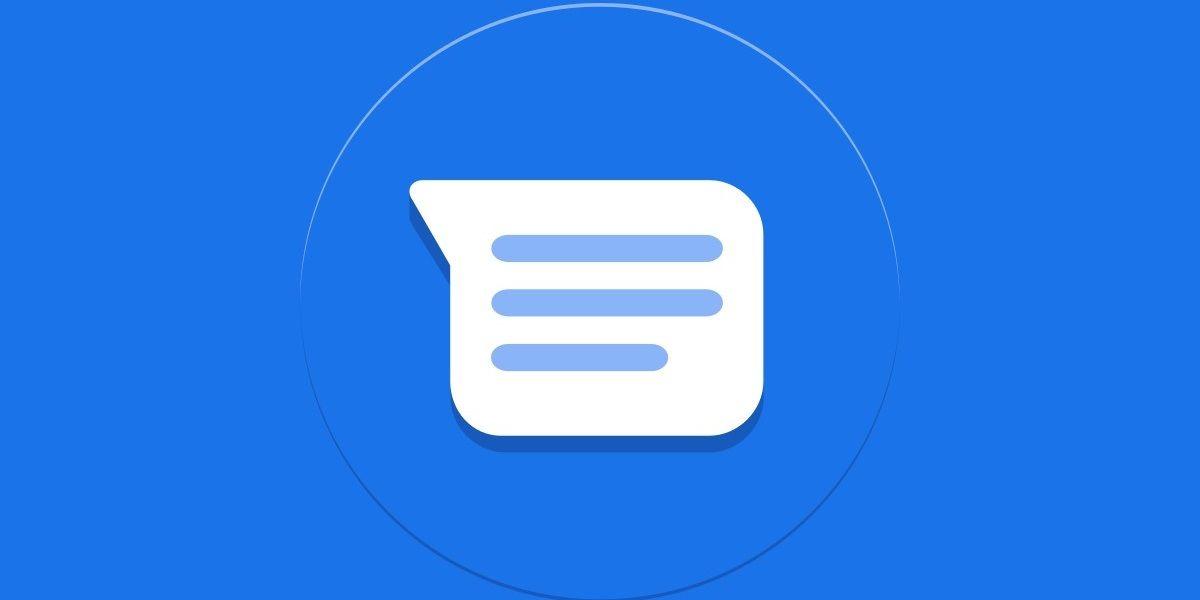 logo google mensajes