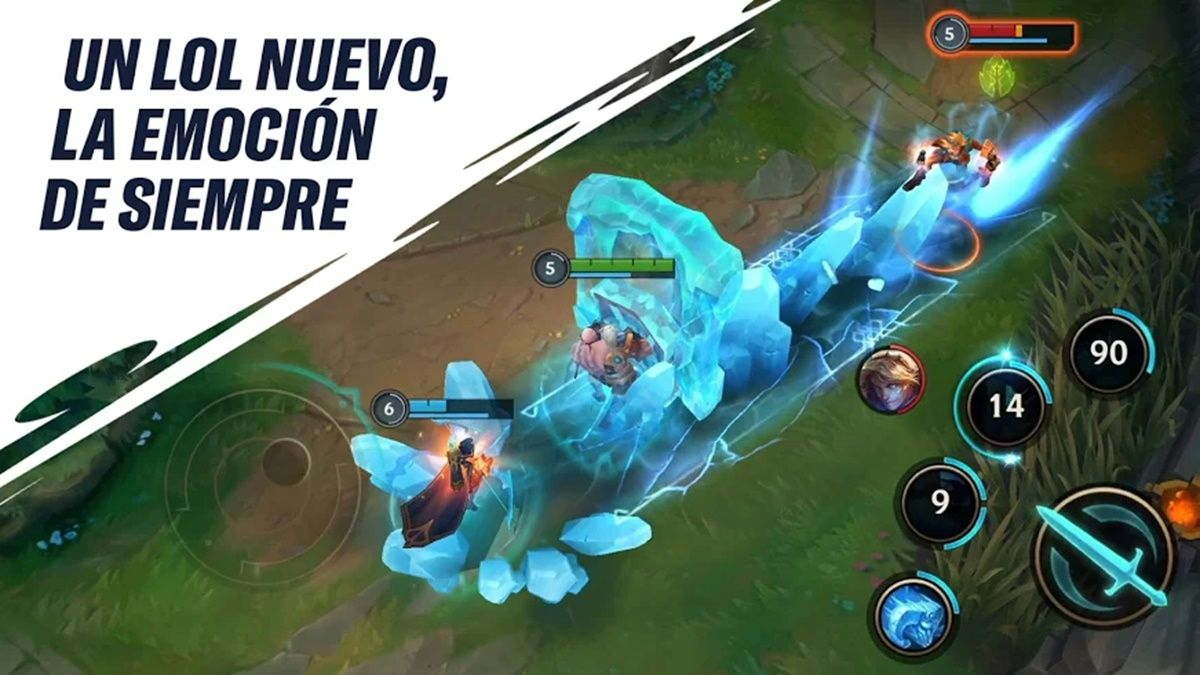 lol wild rift android ios
