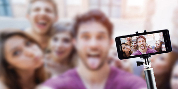 los 5 mejores palos de selfie