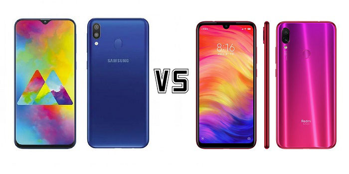 m20 vs redmi note 7