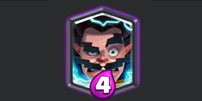mago electrico clash royale