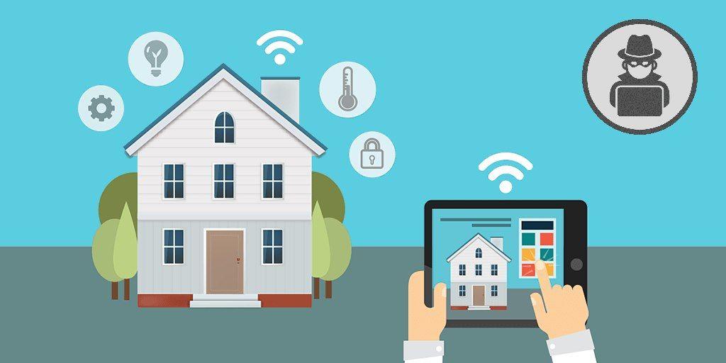 malware casa inteligente